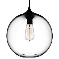 solitaire pendant axia modern lighting