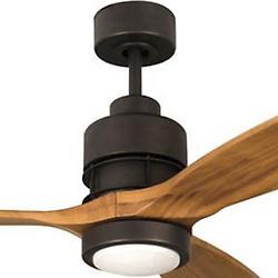 Sonnet 52 Inch Ceiling Fan (Espresso) - OPEN BOX RETURN