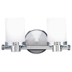 Southport Bath Bar (Polished Chrome/2-Lights) - OPEN BOX