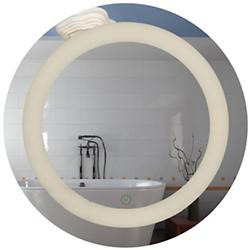 Spa LED Round Vanity Mirror