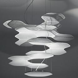 Space Cloud LED Suspension