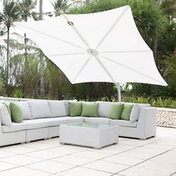 Spectra Solo - Square Straight Umbrella