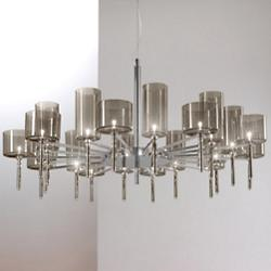 Spillray 20-Light Chandelier
