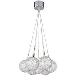 Starburst E20114 Multi-Light Pendant