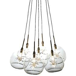 Starburst Multi-Light Pendant