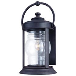 Station Square Outdoor Wall Sconce