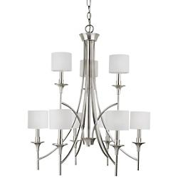 Stirling Two-Tier Chandelier