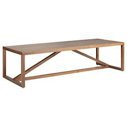 Strut Wood Coffee Table