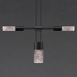 Suspenders 1-Tier LED Tri-Bar Suspension (HC01) - OPEN BOX