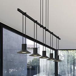 "Suspenders™ 36"" 1-Tier LED Linear Suspension"