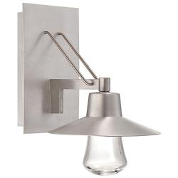 Suspense Outdoor LED Wall Sconce