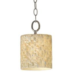 Sustainable Shell Naturals Chain Pendant