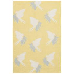 Swallows Flatweave Dhurrie Rug