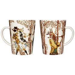Tanssi Mug Set of 2 in Gift Box