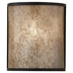 Taylor Wall Sconce (Beige/Light Antique Bronze) - OPEN BOX RETURN