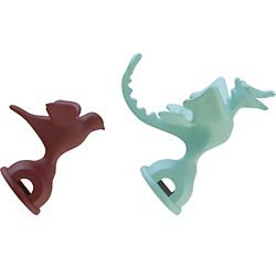 Tea Rex/Bird Kettle Whistles (Set of 2)