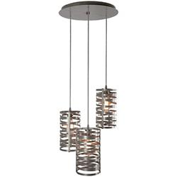 Tempest Round Multi-Light Pendant