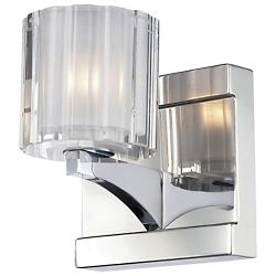 Tiara Wall Sconce (Chrome) - OPEN BOX RETURN