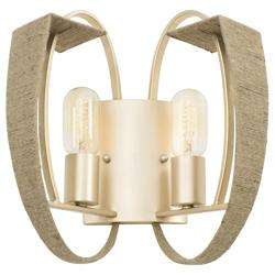 Tinali 2-Light Wall Sconce