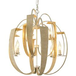 Tinali 2-Tier Chandelier
