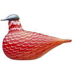 Toikka Bird - Cecil Red Grouse