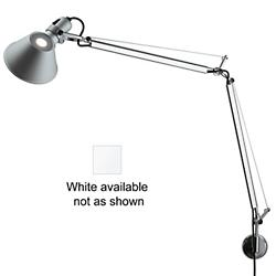 Tolomeo Classic Wall Lamp (J Bracket/White) - OPEN BOX
