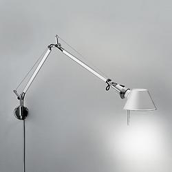 Tolomeo Mini Wall Lamp (S Bracket/White) - OPEN BOX RETURN