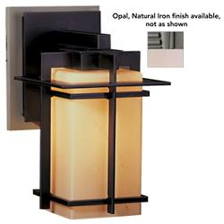 Tourou Outdoor Wall Sconce (Opal/Medium) - OPEN BOX RETURN