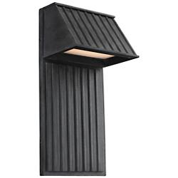 Tove Outdoor LED Vertical Wall Sconce