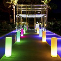 Tower LED Indoor/Outdoor Lamp