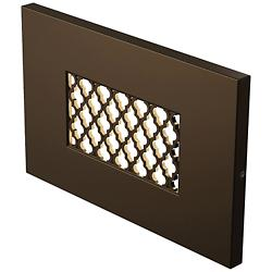 Tracery Horizontal LED Step Light