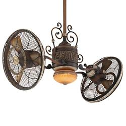Traditional Gyro Ceiling Fan