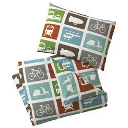 Transportation Duvet Set by DwellStudio