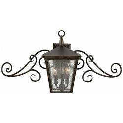 Trellis Outdoor Wall Sconce No. 1433