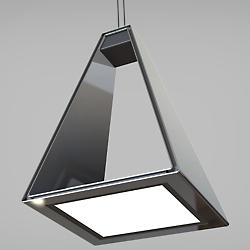 Tria LED Pendant