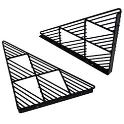 Triangle Wall Bracket Set of 2