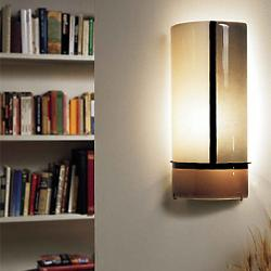 Trio 2 ADA Wall Sconce (Earth/SIlver) - OPEN BOX RETURN