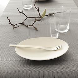 Tuxedo Stripe Table Runner (Silver) - OPEN BOX RETURN