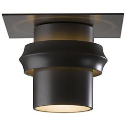 Twilight Coastal Outdoor LED Semi Flushmount