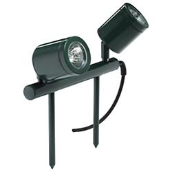 Twin Bar Lite PURE LED Ground and Deck Mount