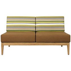 Twizt Armless Sectional Seat