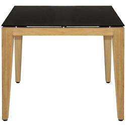 Twizt Glass Top Bistro Table