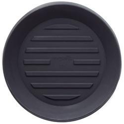Universal Round Saucer (Black/10 inch) - OPEN BOX RETURN