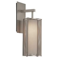Uptown Mesh Indoor Sconce