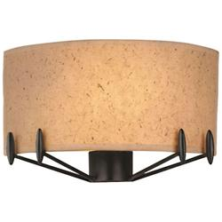 Urban Oasis Wide Wall Sconce