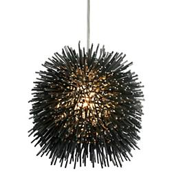 Urchin Uber Mini Pendant (Black) - OPEN BOX RETURN