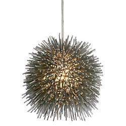Urchin Uber Mini Pendant (Painted Chrome) - OPEN BOX RETURN