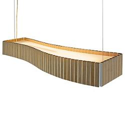 Uxi Linear Suspension (White/Dimmable) - OPEN BOX RETURN