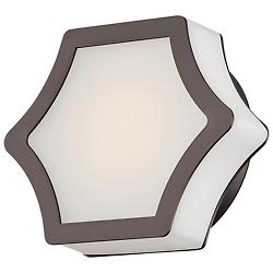 Vestige LED Wall Sconce (Harvard Court Bronze) - OPEN BOX