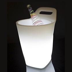 Viggo LED Champagne Cooler